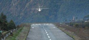 Egy repülő ütközött helikopterrel a világ legveszélyesebb repterén
