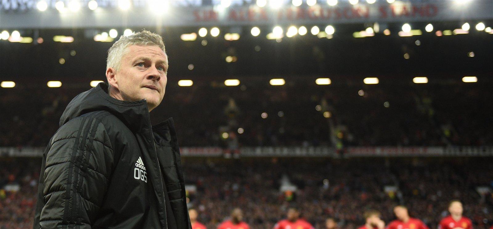 A Manchester United edzője kényes témát feszegetett