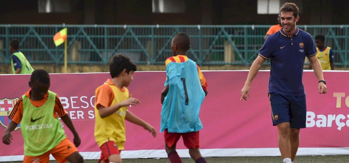 A Barcelona fociakadémiát indít Magyarországon