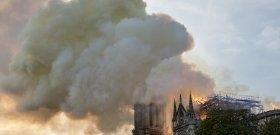 Két magyar megyeszékhely is tízezer eurót ad a Notre-Dame újjáépítésére