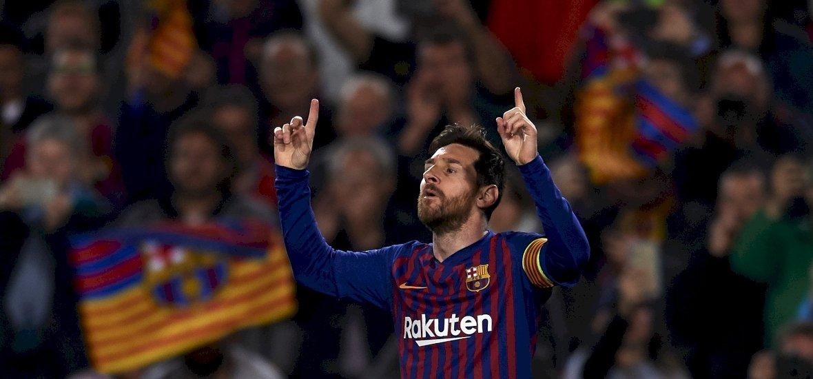 Messi varázsolt a United ellen, Ronaldóék nagy pofont kaptak az Ajaxtól