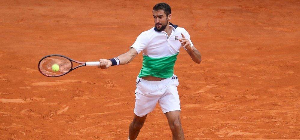 Marin Cilic is Budapesten fog teniszezni