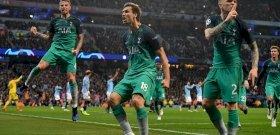 A ManCity-Tottenham focidráma örökre beírta magát a BL krónikájába