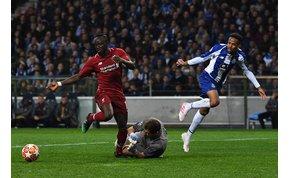 Egy szenegáli gólzsák előzi a BL-ben Messit és Ronaldót