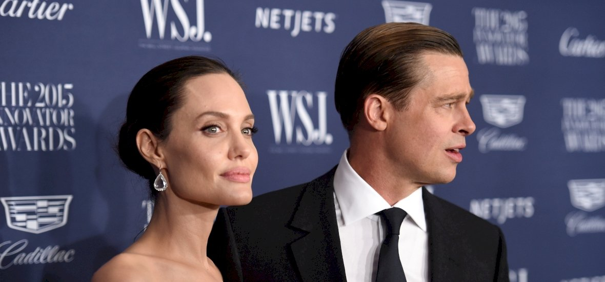 Hivatalos: elvált Angelina Jolie és Brad Pitt