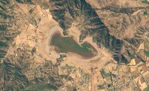 Teljesen eltűnt egy hatalmas tó, ahol nemrég még sokan nyaraltak