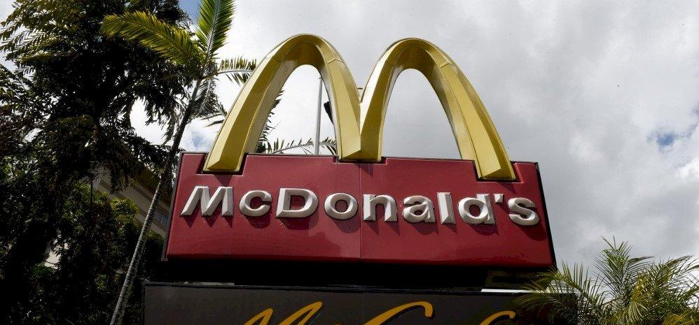 Óriási vitát generált a McDonald's papír szívószála
