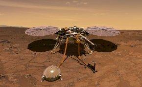 Fogalmunk sincs, hogy miért rengett a Mars