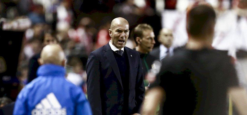 Arcpirító vereséget szenvedett a Real Madrid