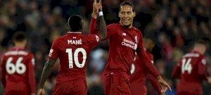 Szokatlan, de nem meglepő: Liverpool védő az év Premier Leauge-játékosa