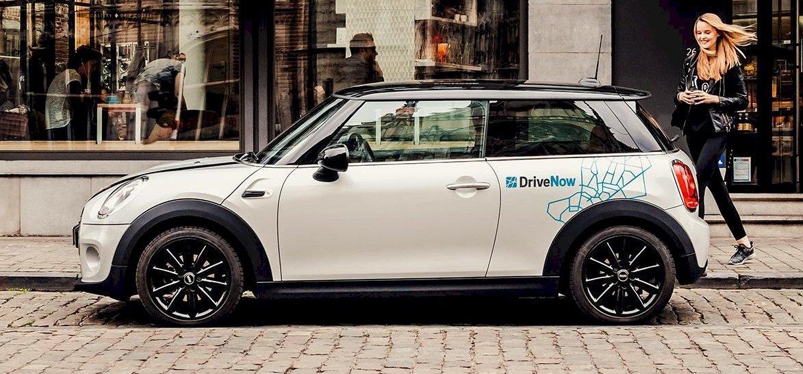 Így működik a DriveNow