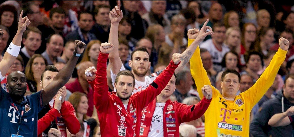 A kézi-BL döntőjébe jutott a Veszprém
