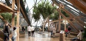Szédületes tervek: halastavat, fákat tennének a Notre Dame tetejére
