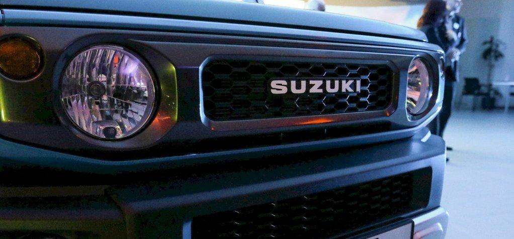 Terepjárójából görkorcsolyát csinált a Suzuki