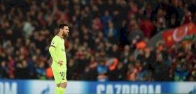 Messit kritizálták a Barcelona szurkolói, jött a válasz a játékostól