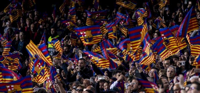 Őrjöngött a tévéstúdióban egy Barcelona-fanatikus csapata bukása után