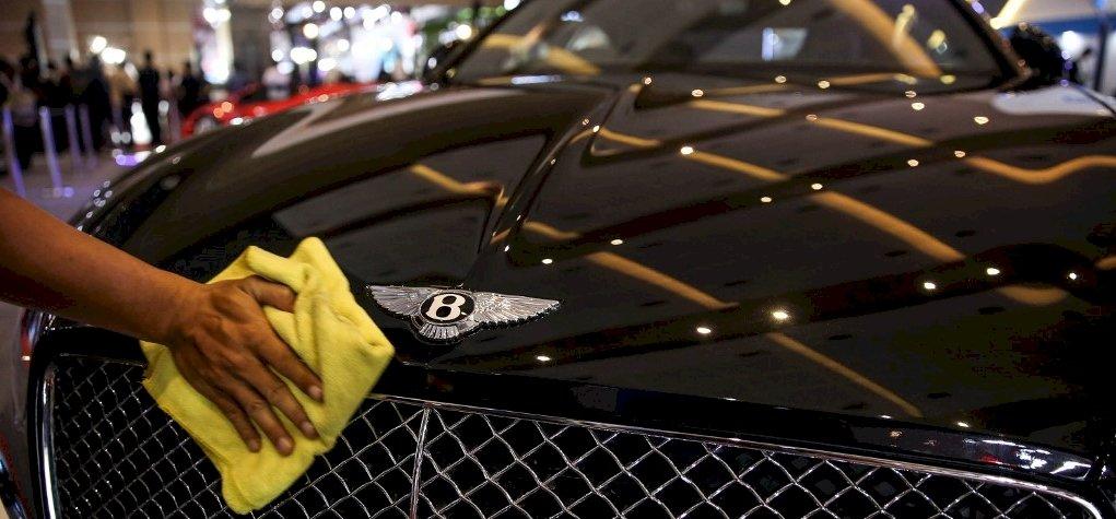 Az oroszok olyan Bentleyt csináltak, hogy azzal akár háborúba is indulhatnánk