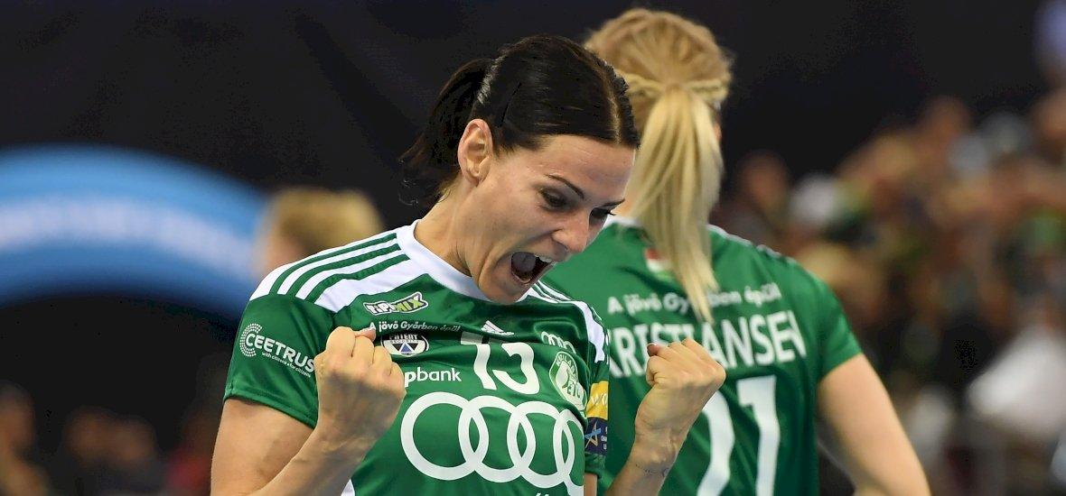 A Győr ötödször is megnyerte a Bajnokok Ligáját