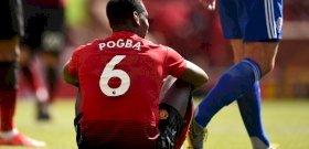 Durván nekimentek a Manchester United szurkolói Pogbának