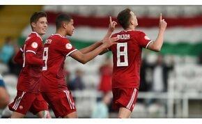 Elképesztő izgalmak, kikapott a spanyoloktól az U17-es magyar csapat