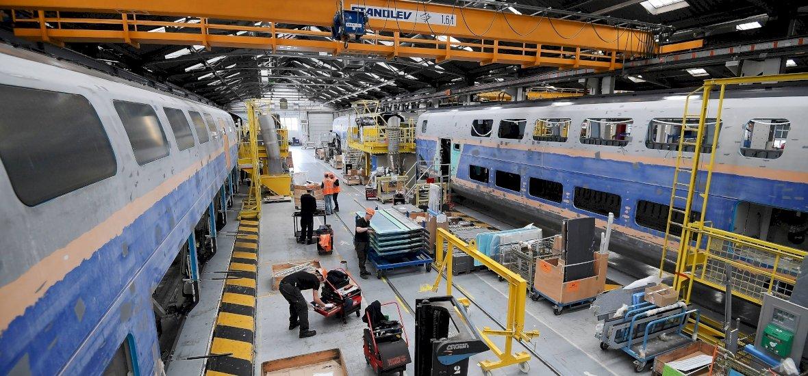 Már a cseheknek is lesz TGV-gyorsvasútja, de nem sietnek vele