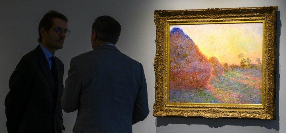 Őrületes pénzért kelt el egy Monet-festmény