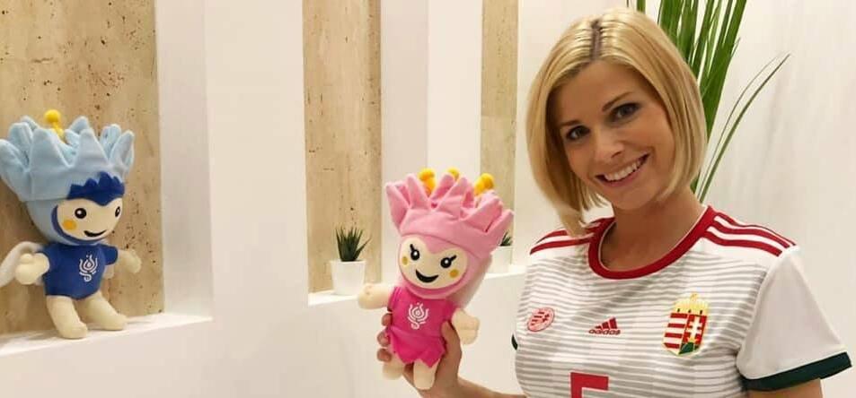 Gyermeket vár az M4 Sport népszerű műsorvezetője