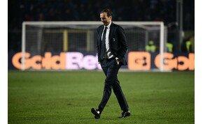 Öt év és öt bajnoki cím után távozik a Juventustól Allegri