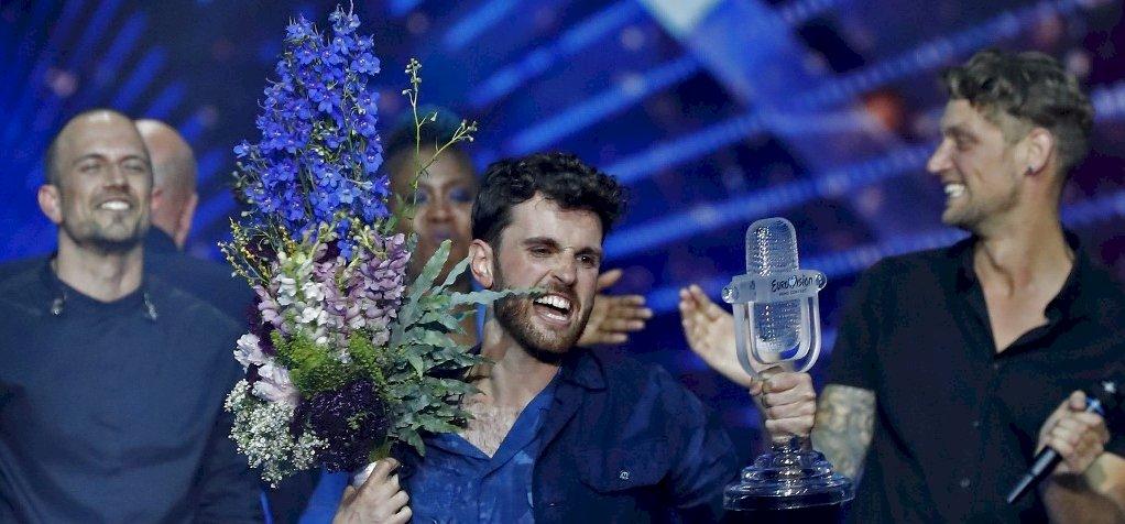 Eurovízió: Madonna varázsolta szebbé Duncan Laurence örömét