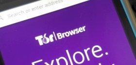 Titkosított keresés: már androidos mobilokon is használható a Tor böngésző