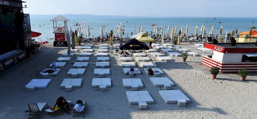 Rengetegen készülnek a Balatonra nyaralni