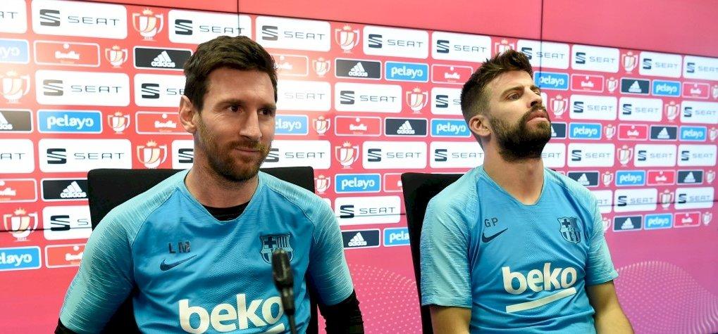 Messi mondatai nem sok Barca-fanatikust fognak megnyugtatni