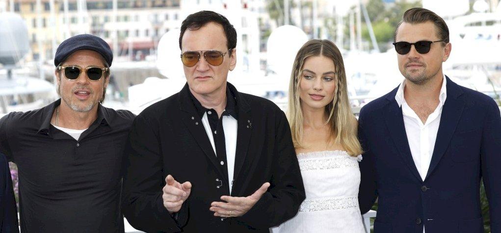 Roman Polanski felesége nekiment Quentin Tarantinónak