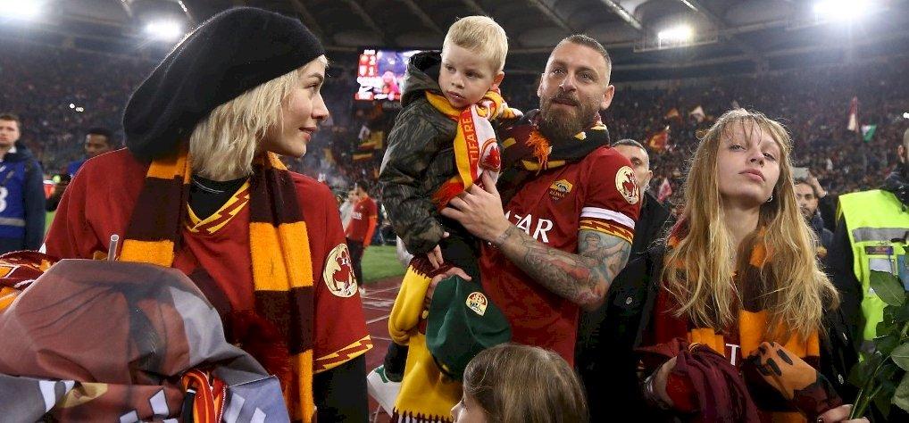 18 év után, könnyek közepette búcsúzott az AS Roma ikonja