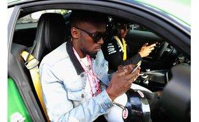 Usain Bolt elektromos autót épített