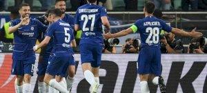 A Chelsea gólfesztivállal nyerte a világ végén rendezett EL-döntőt