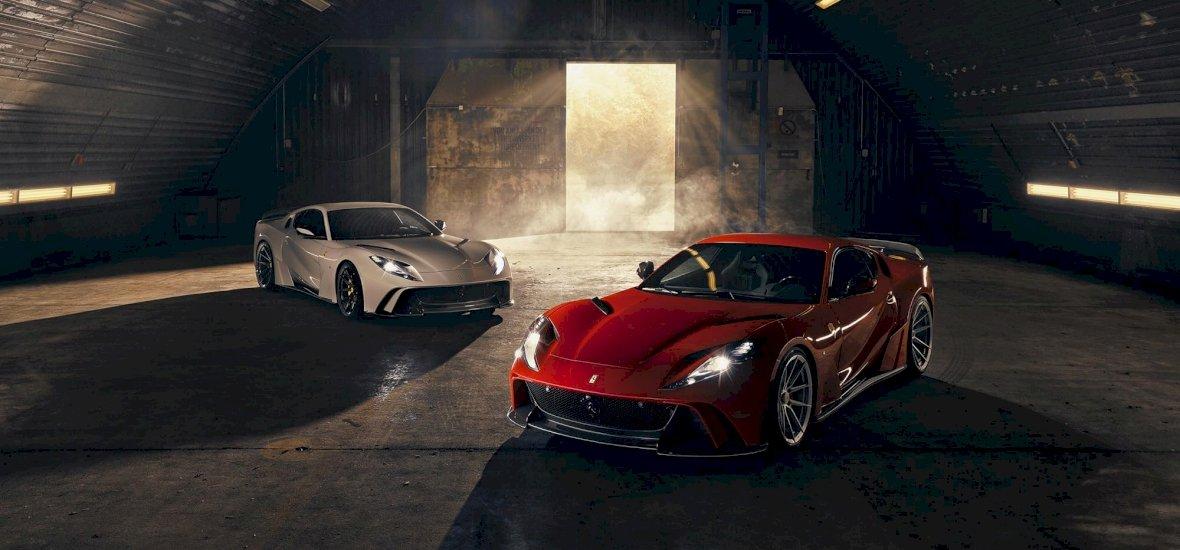 Brutális tuningot kapott az egyik legerősebb Ferrari