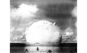 Bikini-atoll: radioaktív anyagok mérgezik a Csendes-óceánt
