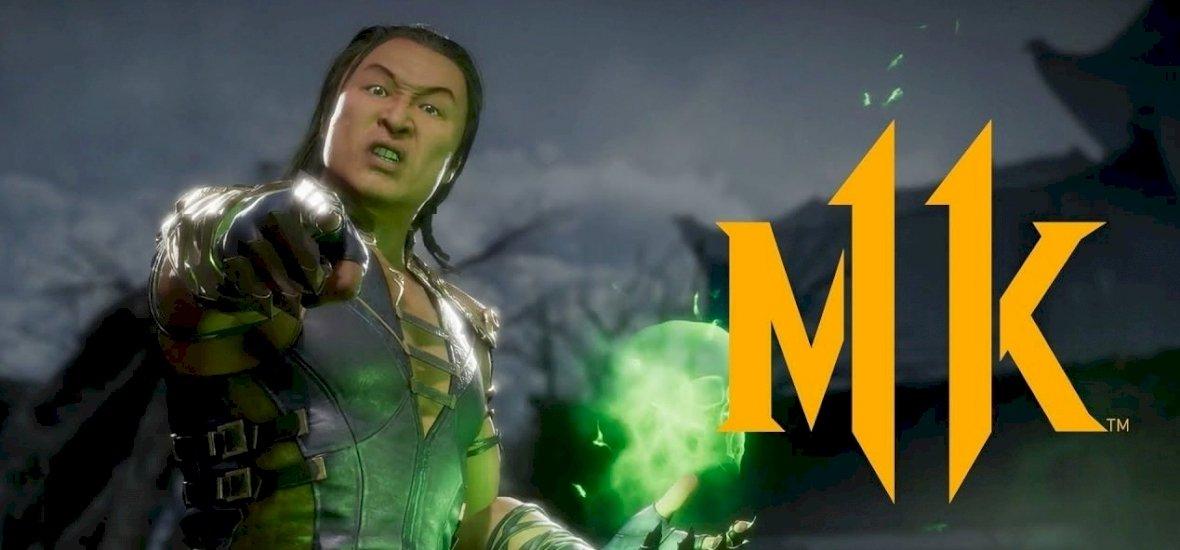 Felfedték a Mortal Kombat 11 első kiegészítő csomagjának karaktereit