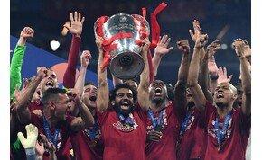 Hat Liverpool-játékos a szezon álomkeretében