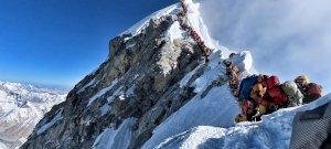 """""""90 percen át irányítottuk a forgalmat az Everest tetején"""""""