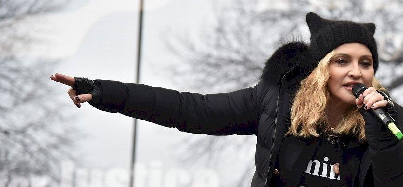 Harvey Weinstein még Madonnát is zaklatta