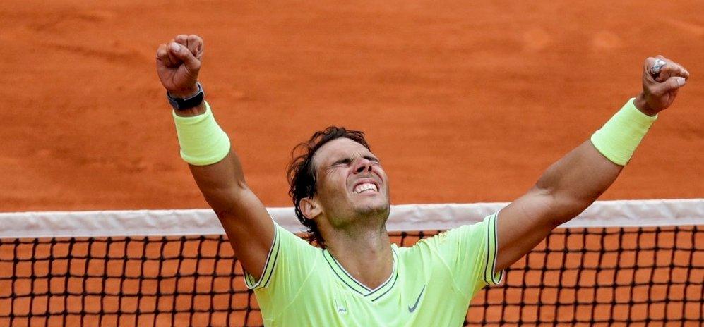 Megvan Nadal 12. Roland Garros győzelme