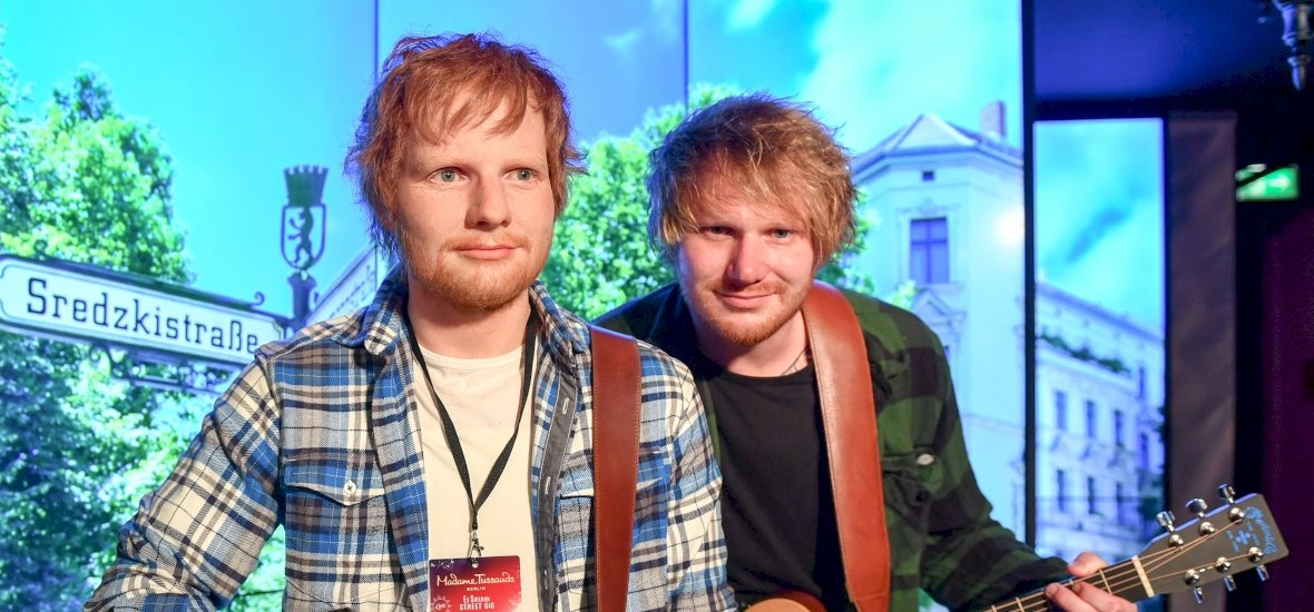 Nincs, aki Ed Sheerant megállítsa
