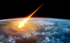 19 kilométeres krátert ütött a Földbe a gigameteor