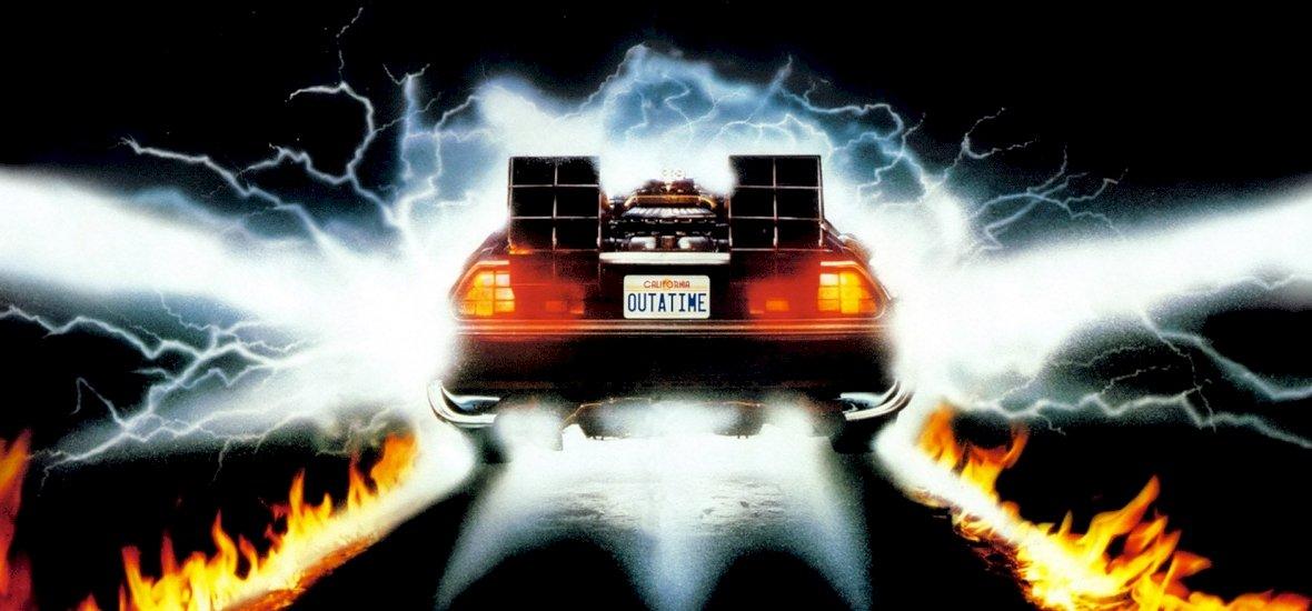 Marty McFly végre énekel