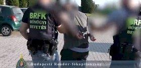 Ámokfutást rendezett a szlovák kamionsofőr Budapest belvárosában