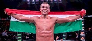 Elképesztő repülő rúgással győzött a magyar MMA-s New Yorkban