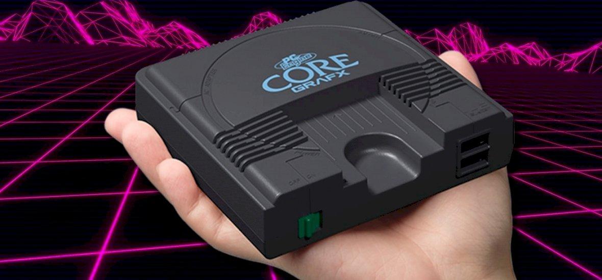 Egy újabb retró konzol, a PC Engine mini van készülőben