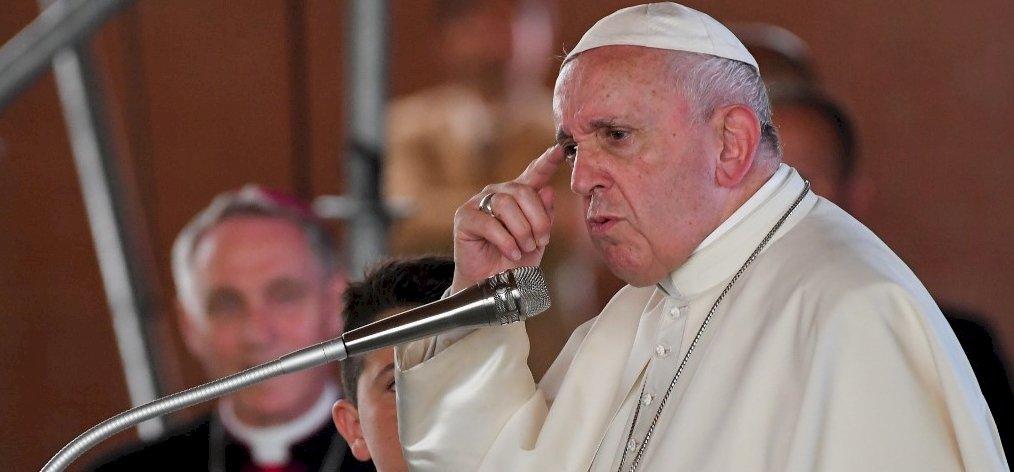 Ferenc pápa a klímaváltozásról: 12 évünk maradt...